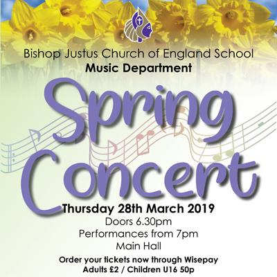 Spring concert twitter