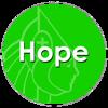 Hope badge